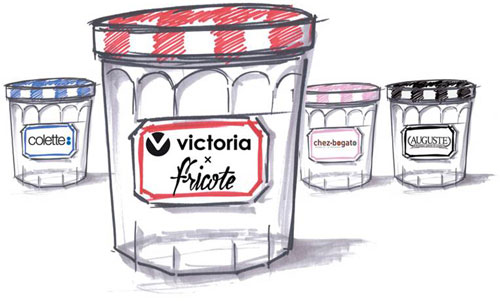Victoria x Fricote