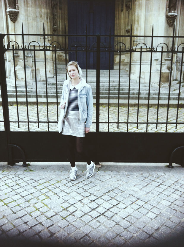 look, scarlett, scarlett blog, pull and bear, claudie pier lot, topshop, coq sportif